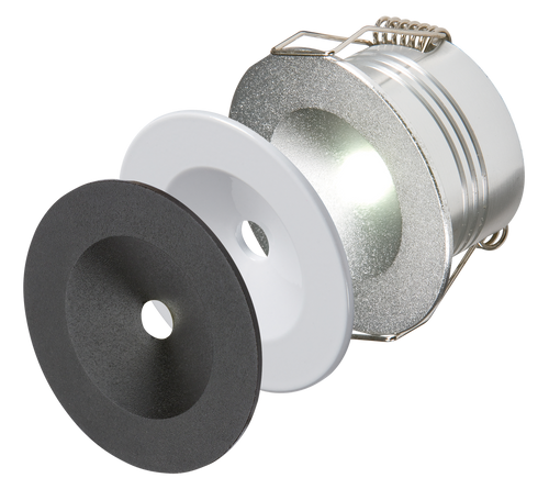 230V IP20 3W LED Emergency Downlight