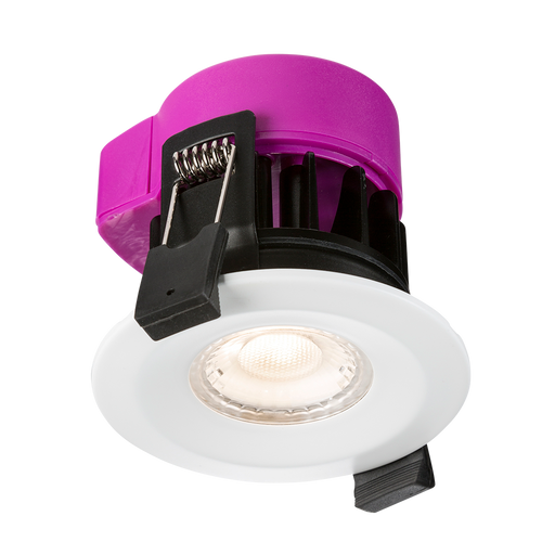 230V IP65 6W Fire-rated LED Dimmable Downlight3000K