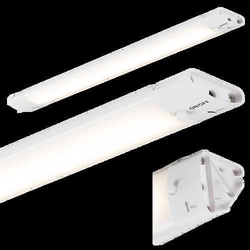 24V 6W LED Linkable Under Cabinet Light 4000K 505mm