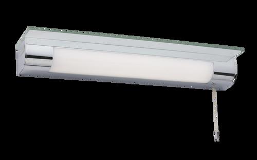 230V IP44 11W LED Shaver/Shelf Light with USB (DFL1SLULED)