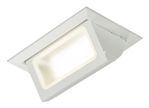 230V 30W Rectangular Recessed LED Wallwasher (DFL1WW30R)