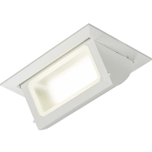 230V 40W Recessed LED Rectangular Wallwasher (DFL1WW40R)