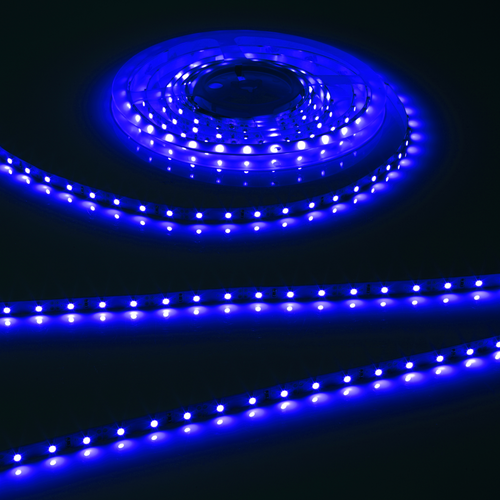 12V IP20 LED Flex Blue (5 metres) (DFL1LEDFN12B)
