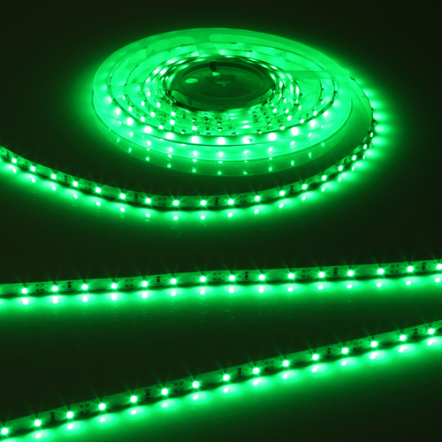 12V IP20 LED Flex Green (5 metres) (DFL1LEDFN12G)