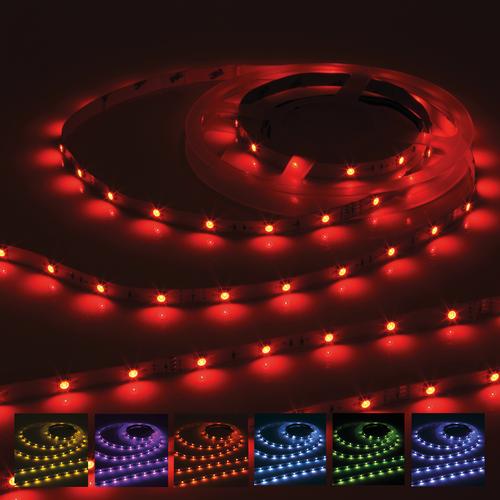 24V IP20 RGB LED Flex (5 metres) (DFL1LEDF24RGB)