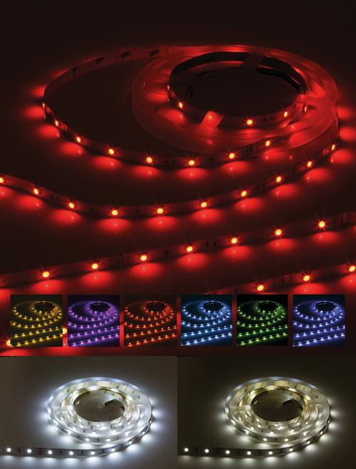 24V IP20 RGBW LED Flex (5 metres) (DFL1LEDF24RGBW)