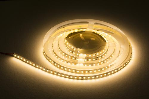 24V IP20 14W High Output LED Flex Warm White 3000K (5 metres) (DFL1LEDFH24WW)