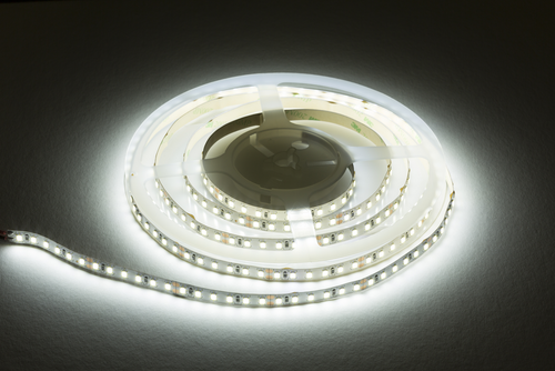 24V IP20 14W High Output LED Flex Daylight 6500K (5 metres) (DFL1LEDFH24DL)
