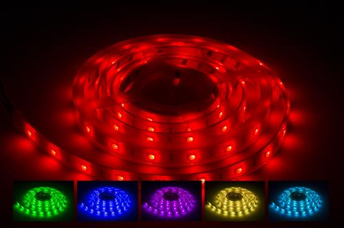 24V IP68 RGB LED Flex (5 metres) (DFL1LEDFIPRGB)