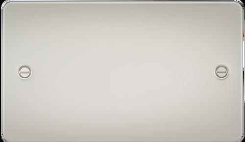 FLAT PLATE 2G BLANKING PLATE - PEARL (DFL1FP8360PL)