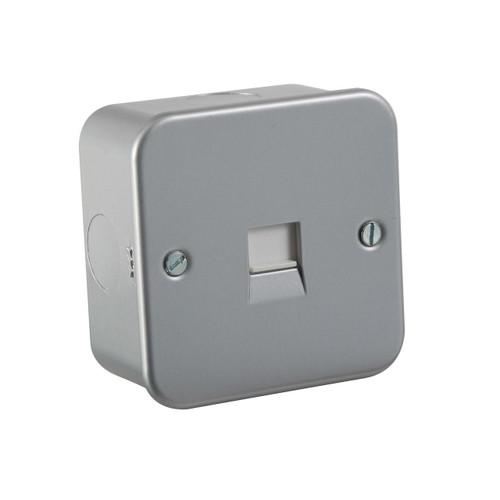 Metal Clad Telephone Master Socket (DFL1M7300)