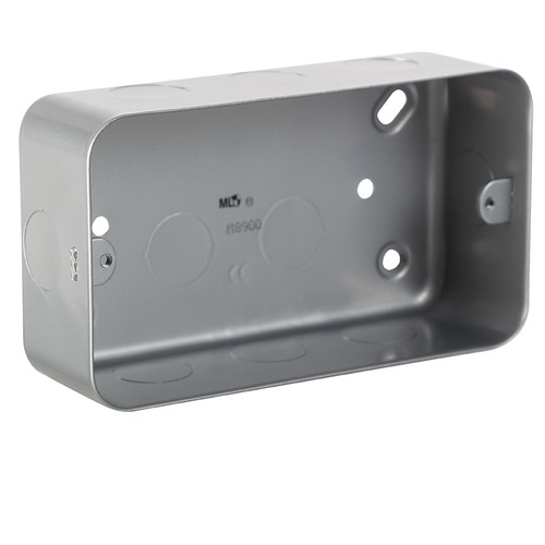 Metal Clad 2G Back Box (DFL1M8900)