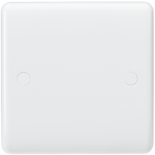 Curved edge 1G blanking plate (DFL1CU8350)
