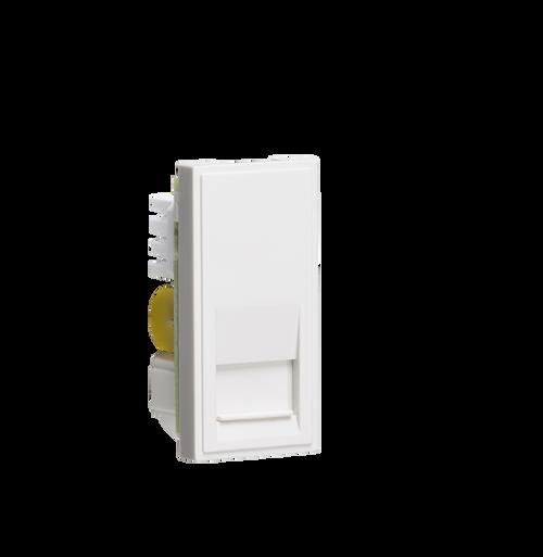 White Modular Telephone Master Outlet IDC (DFL1NETBTMWH)