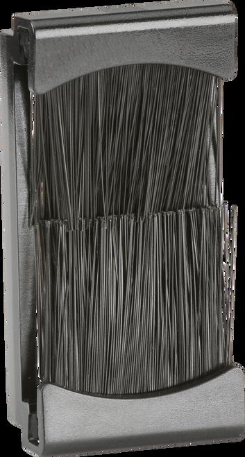 25mm x 50mm brush module - Black (DFL1NETBR1G)