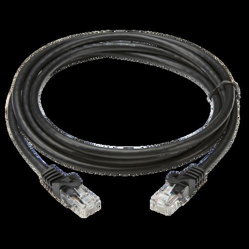 Black 3m UTP CAT6 Networking Cabl (DFL1NETC63M)