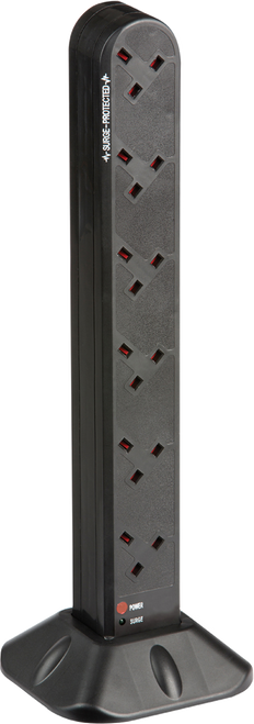 12G 2M Surge Protected Tower (DFL112GTOWER)