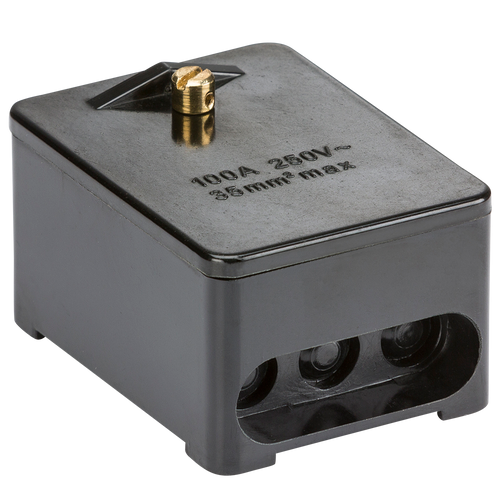 100A 5WAY CONNECTOR BLOCK SP (35MM) (DFL1SNEB1)