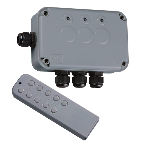 IP66 3G Remote Switch Box (DFL1IP663G)