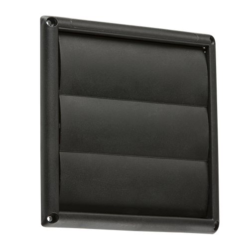 "100MM/4"" Gravity Shutter - Black (DFL1EX007B)"