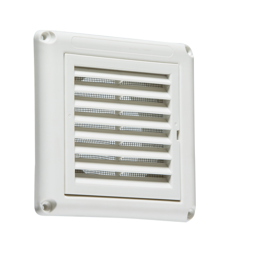 Heating and Ventilation - Ventilation Accessories - Fixed Grilles