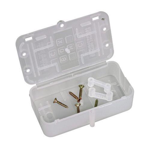 Lighting Choc Box with Clamp and Screws (DFL2CHOCBOX)