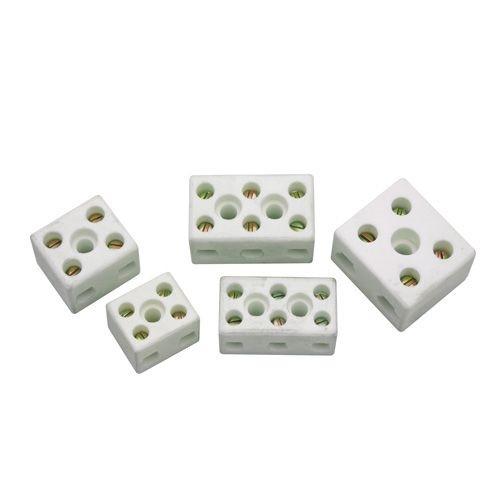 30Amp 2 Way Porcelain Connector Blocks (DFL2PCB302)