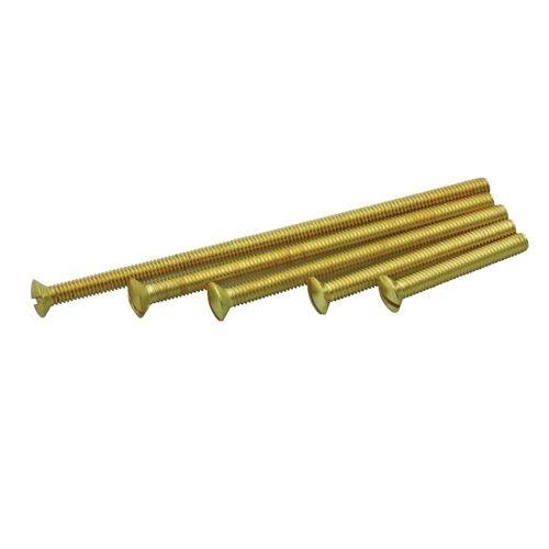 Socket Screw M3.5 x 25mm Brass (DFL2S3525B)