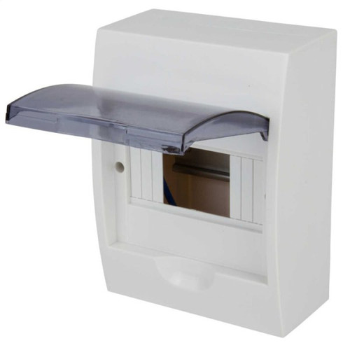 6 Way Insulated IP50 Enclosure with Cover (DFL3ECU06)