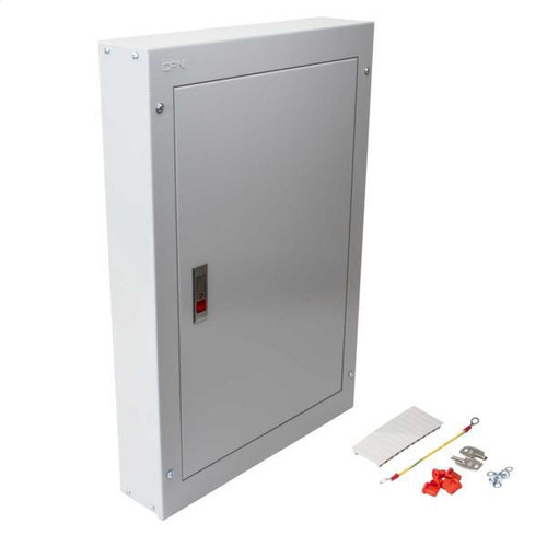 12 Way TP+N Type B Distribution Board with 125A Incomer (DFL3DB12125)