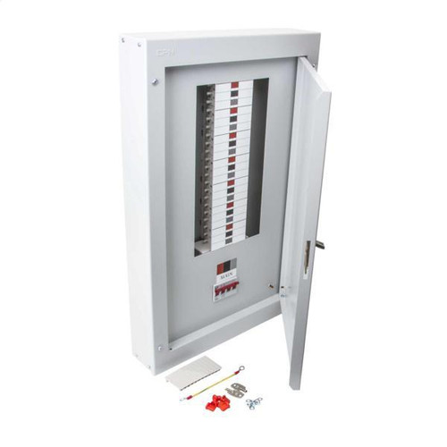 14 Way TP+N Type B Distribution Board with 125A Incomer (DFL3DB14125)
