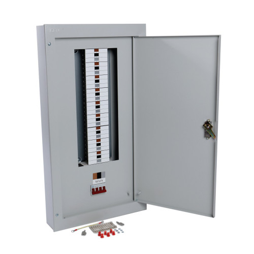 18 Way TP+N Type B Distribution Board with 125A Incomer (DFL3DB18125)