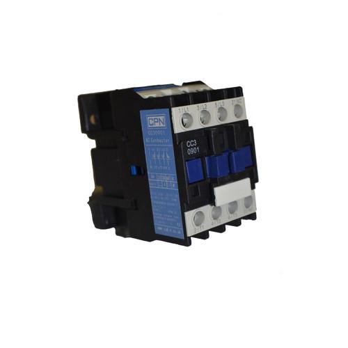 9A 3P Contactor/NC Aux 240V Coil (DFL3CC30901U7)