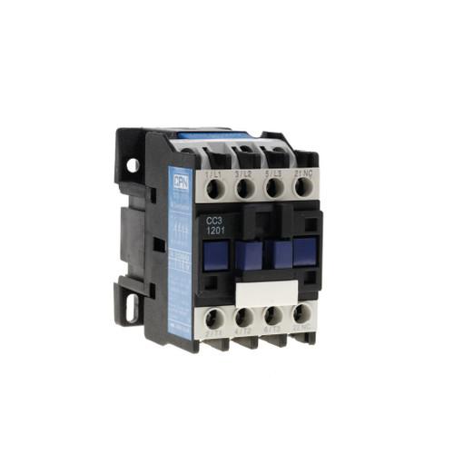 12A 3P Contactor/NC Aux 240V Coil (DFL3CC31201U7)