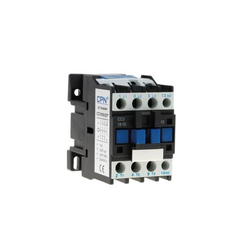 18A 3P Contactor/NO Aux 240V Coil (DFL3CC31810U7)