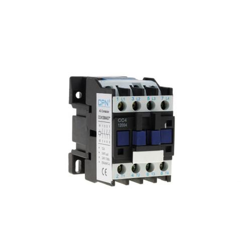 12A 4P Contactor 4 NO 240V Coil (DFL3CC412004U7)