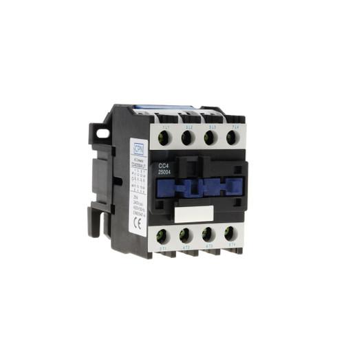 25A 4P Contactor 4 NO 240V Coil (DFL3CC425004U7)