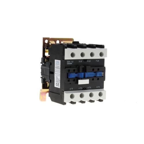 65A 4P Contactor 2 NO/2 NC 240V Coil (DFL3CC465008U7)