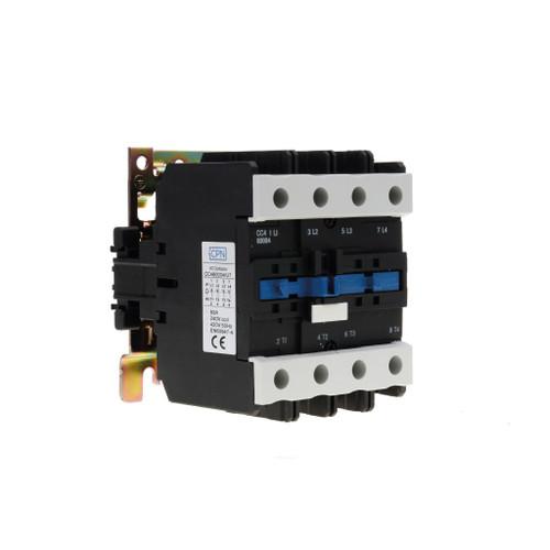 80A 4P Contactor 2 NO/2 NC 240V Coil (DFL3CC480008U7)