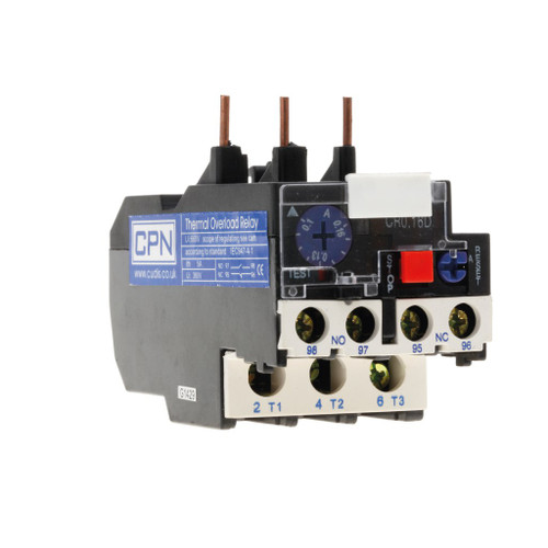 0.10-0.16A Overload Relay (DFL3CR0.16D)