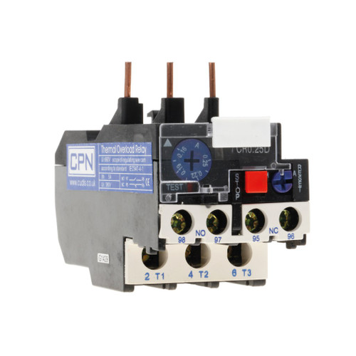 0.16-0.25A Overload Relay (DFL3CR0.25D)