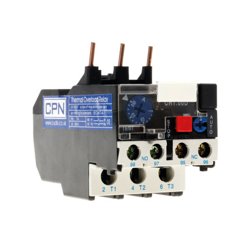 0.63-1.0A Overload Relay (DFL3CR1.00D)