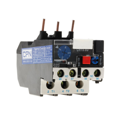 10-13A Overload Relay (DFL3CR13.0D)