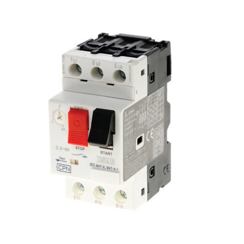 Manual Motor Starter 2.50-4.00A (DFL3CMS4.00)
