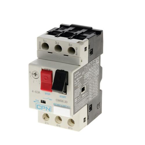 Manual Motor Starter 4.00-6.30A (DFL3CMS6.30)