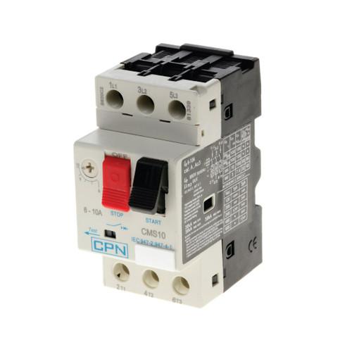 Manual Motor Starter 6.00-10.0A (DFL3CMS10.0)
