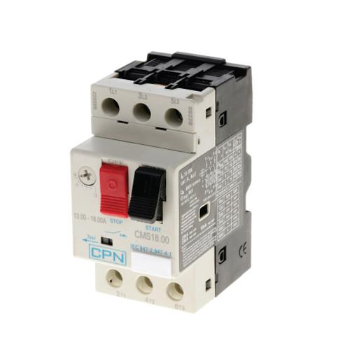 Manual Motor Starter 13.0-18.0A (DFL3CMS18.0)
