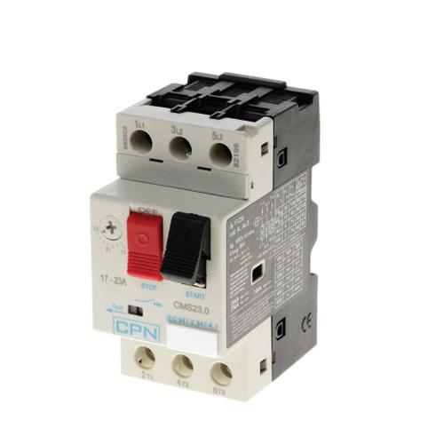 Manual Motor Starter 17.0-23.0A (DFL3CMS23.0)