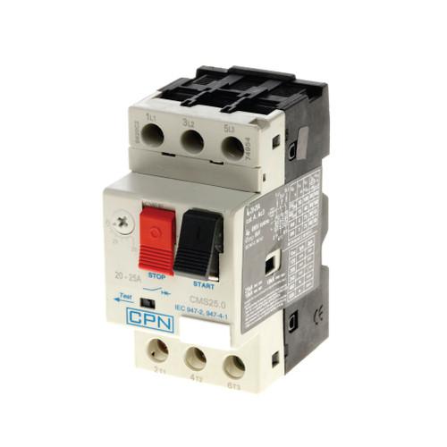 Manual Motor Starter 20.0-25.0A (DFL3CMS25.0)