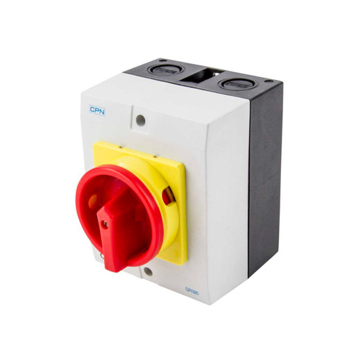80A 3P AC Isolator Enclosed (DFL3GR380)